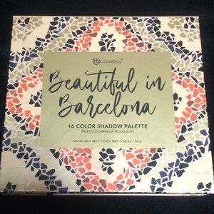 "BH Cosmetics ""Beautiful in Barcelona"" eye palette"
